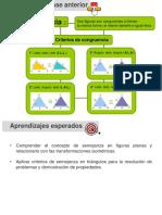 Clase 9 Semejanza de Triángulos 2015 OK