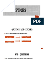 WH - Questions