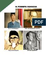 9 Tokok Pemimpin Indonesia