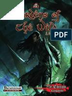 Wardens of the Wild (PF5e)