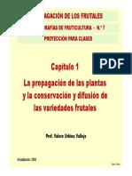 1. La Propagacion de Las Plantas