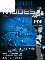 Verdigris Press - MODES Object Quality System 1.1