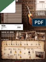 Brosur Gitar Yamaha