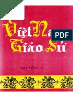 (1965) Việt Nam Giáo Sử 1533-1933 - Quyển 2 - Phan Phát Huồn