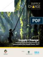 2017 Supply Change Report