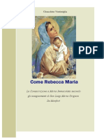 Come Rebecca Maria