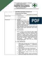 7.1.5 Notulen Dokumentasi Identifikasi Masalah