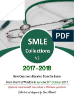 SMLE Collections for New Questions 2017-2018 Version 2