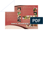 Leaflet Catering Diit