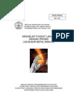 Mengelas Tingkat Lanjut Dengan Proses Las Busur Metal Manual