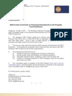MAS REIT Consultation Paper