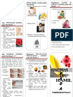 286556420 Leaflet Anemia Pada Ibu Hamil