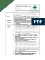 Koordinasi Dan Komunikasi Pendaftaran Dengn Unit Terkait