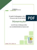 38 - Curso Tecnico Subsequente de Mineracao 2015