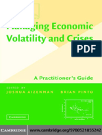 Aizenman J., Pinto B. (Eds.) Managing Economic Volatility and Crises (CUP, 2005)(ISBN 0521855241)(O)(615s)_GK