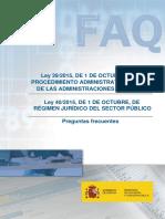 FAQs LEY 39-2015 LEY 40-2015.pdf