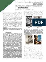 JournalNX - Illustrations Computer Graphics Advertisement