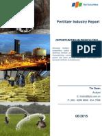 Fertilizer Market Report