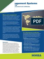 Asset Management Systems Flyer