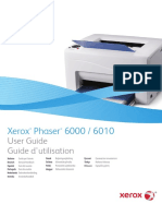 Xerox Phaser 6000B User Guide Pt-br