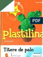 MANUALIDADES PLASTILINA
