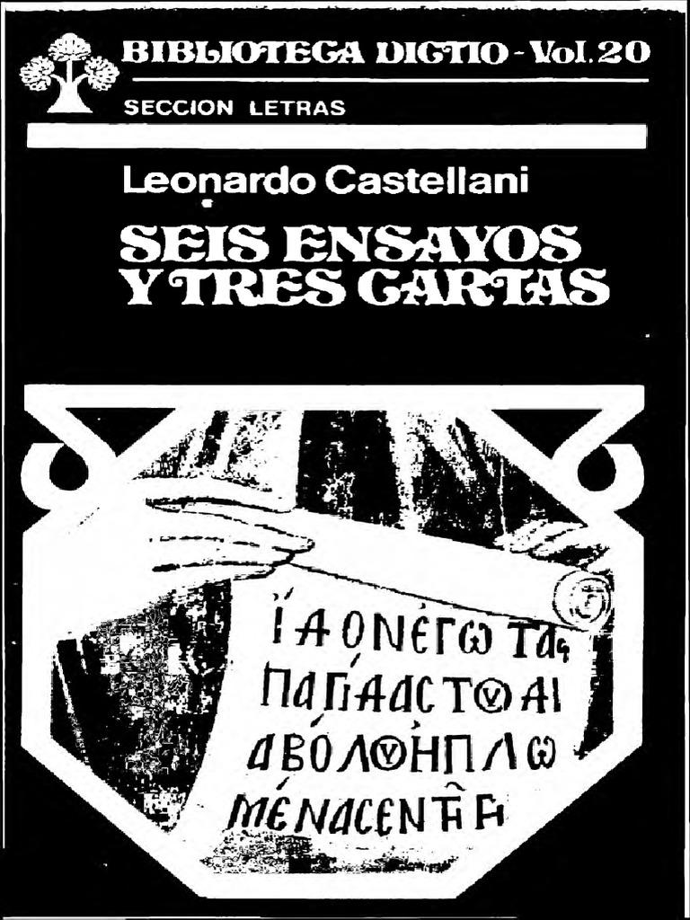 f931373b3d Castellani - Seis ensayos y tres cartas.pdf