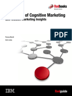 IBM Cognitive Marketing
