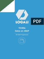 03 Documentación - Datos en ABAP