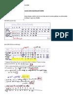 ISEN 370 Exam 4 Notes (Wk 7-8)
