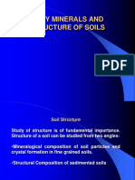 Clay Minerals and Structure of Soils-students