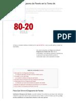 80_20_ El Diagrama de Pareto en La Toma de Decisiones