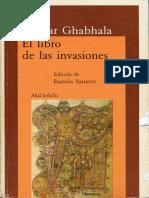 Leabhar Ghabhala - El libro de las invasiones - Ed de Ramon Sainero.pdf