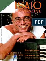 Estudo Analítico-Interpretativo Dos Prelúdios Para Piano de Claúdio Santana