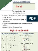 01. He Phuong Trinh Tuyen Tinh