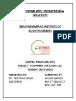 IAS Mains Mathematics Syllabus