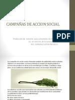 Campañas de Accion Social
