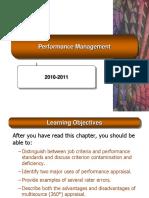Performance Management-7th Dec