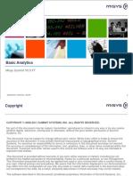 Basic Analytics V55 FT