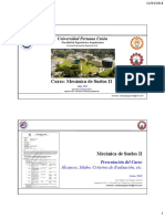 [01] MSII - Presentación Del Curso [Silabo & Criterios de Evaluación]