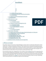 Philosophical Antecedents — History of Psychology 0.1.1 Documentation