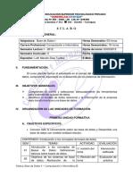 SILABOS BASE DE DATOS I.docx