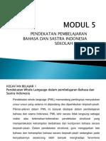 Power Point Modul 5
