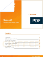 Manual SONUS 2 CRIFFER