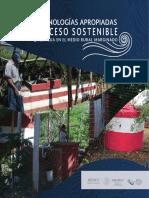 2018. Tecnologias Apropiadas de Acceso Apropiado Al Agua en El Medio Rural