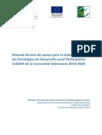 Manual técnico EDPL CV