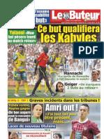 LE BUTEUR PDF du 04/10/2010