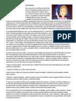 Antologia Cuento La Niña de Los Fosforos
