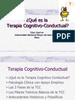 Tc Conductual