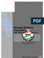 MWF - Conference Report