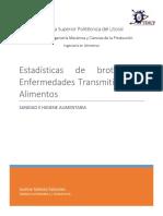 Trabajo Autonomo - Brotes de ETA